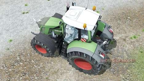 Fendt 828 Vario für Farming Simulator 2013