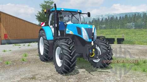 New Holland T7040 für Farming Simulator 2013