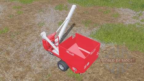 Stade ZW4010 pour Farming Simulator 2017