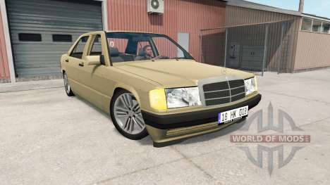 Mercedes-Benz 190 E pour American Truck Simulator