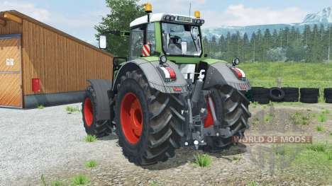Fendt 828 Vario pour Farming Simulator 2013