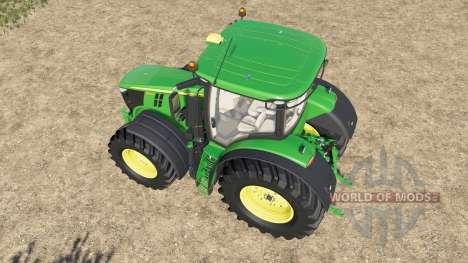 John Deere 7R-series pour Farming Simulator 2017