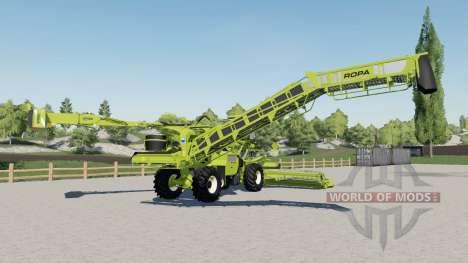 Ropa Maus 5 für Farming Simulator 2017