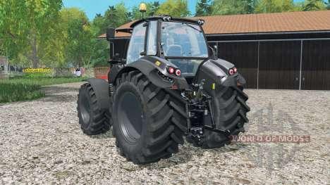 Deutz-Fahr 7250 TTV Agrotron pour Farming Simulator 2015