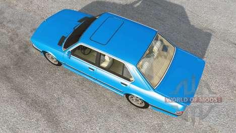 BMW M5 (E28) 1985 pour BeamNG Drive
