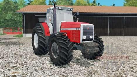 Massey Ferguson 8140 für Farming Simulator 2015