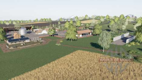 Giants Island 09 pour Farming Simulator 2017