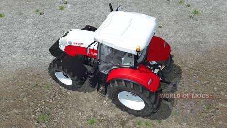 Steyr 6230 CVT für Farming Simulator 2013