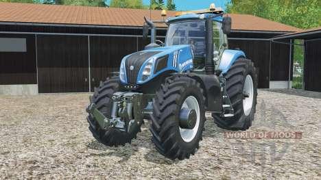 New Holland T8.320 für Farming Simulator 2015