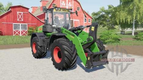 New Holland W190D pour Farming Simulator 2017