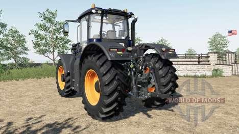 JCB Fastrac 8000 pour Farming Simulator 2017