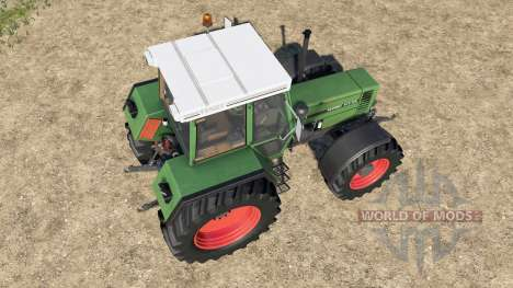 Fendt Favorit 615 LSA Turbomatik E für Farming Simulator 2017