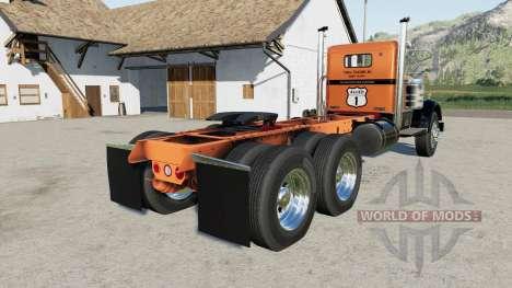 Kenworth 521 pour Farming Simulator 2017