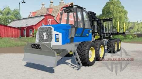 Rottne F20ᴰ pour Farming Simulator 2017