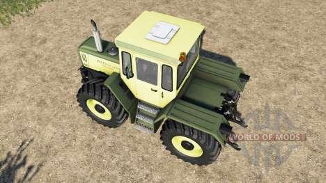 Mercedes-Benz Trac für Farming Simulator 2017