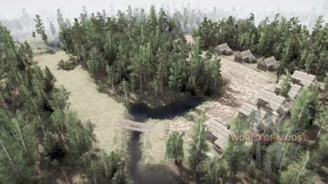 Chimiocline pour Spintires MudRunner