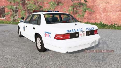 Gavril Grand Marshall NASA ARC Police pour BeamNG Drive