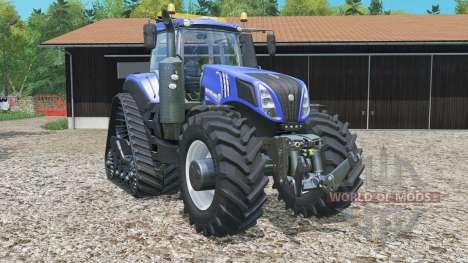 New Holland T8.435 pour Farming Simulator 2015