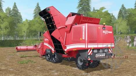 Grimme Maxtron 620 für Farming Simulator 2017