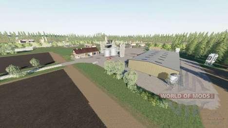 Agrar Halbinsel für Farming Simulator 2017