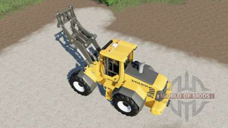 Volvo L-series pour Farming Simulator 2017