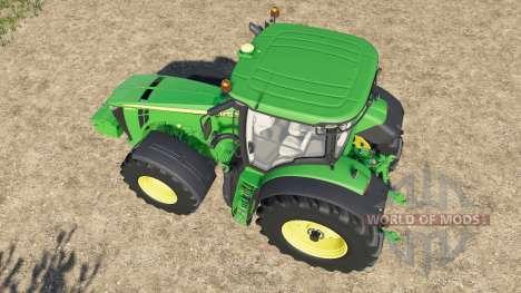 John Deere 8R-series pour Farming Simulator 2017