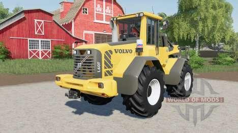 Volvo L-series für Farming Simulator 2017