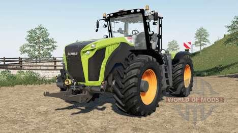 Claas Xerion Trac VC für Farming Simulator 2017