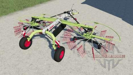 Claas Liner 2700 für Farming Simulator 2017