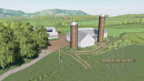 Westby. Wisconsin für Farming Simulator 2017