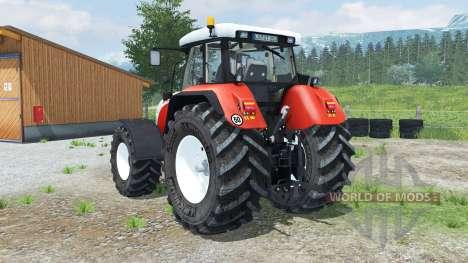 Steyr 6195 CVT pour Farming Simulator 2013