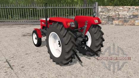 Steyr 760 für Farming Simulator 2017