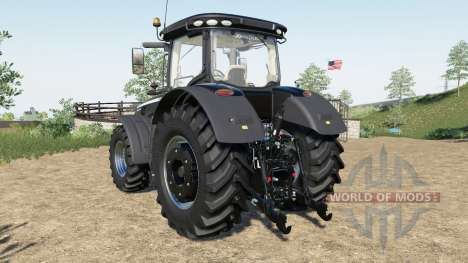 John Deere 8R-series Black Beauty für Farming Simulator 2017