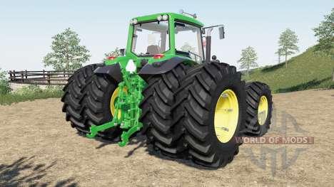John Deere 7030 Premium für Farming Simulator 2017