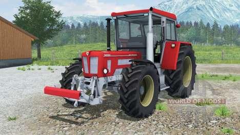 Schluter Super 1500 TVL Special pour Farming Simulator 2013
