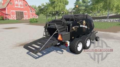 New Holland BigBaler 1290 für Farming Simulator 2017