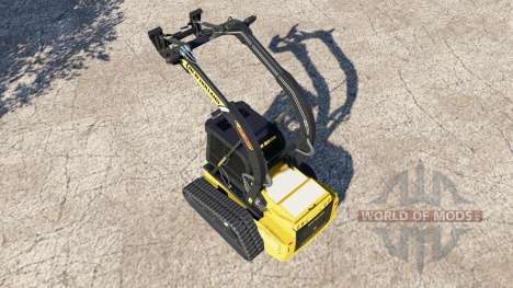 New Holland C232 pour Farming Simulator 2017
