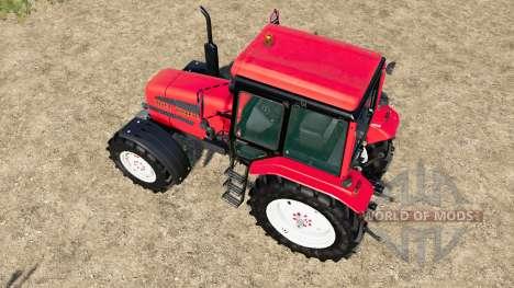 MTZ-Belarus 1221.4 für Farming Simulator 2017