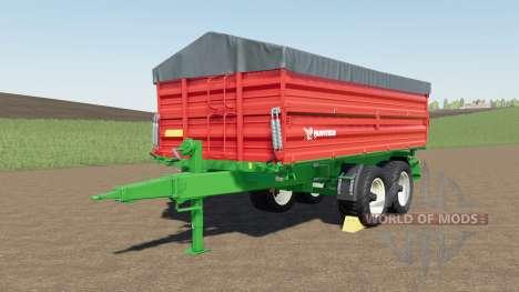 Farmtech TDK 1600 pour Farming Simulator 2017