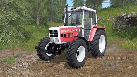 Steyr 8090A Turbo für Farming Simulator 2017