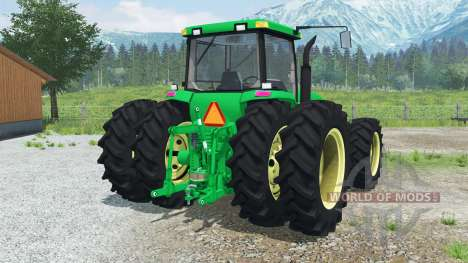 John Deere 8400 pour Farming Simulator 2013