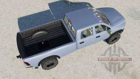 Ram 3500 Heavy Duty Crew Cab für Farming Simulator 2017