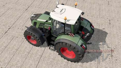 Fendt 900 Vario pour Farming Simulator 2017