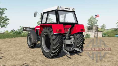 Ursus 1224 pour Farming Simulator 2017
