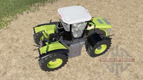 Claas Xerion Trac VC pour Farming Simulator 2017