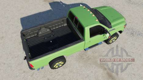 Ford F-350 Super Duty Regular Cab 2011 pour Farming Simulator 2017