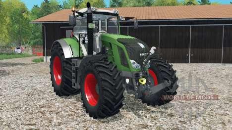 Fendt 828 Vario für Farming Simulator 2015