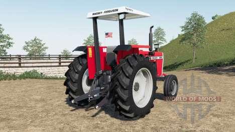 Massey Ferguson 290 für Farming Simulator 2017