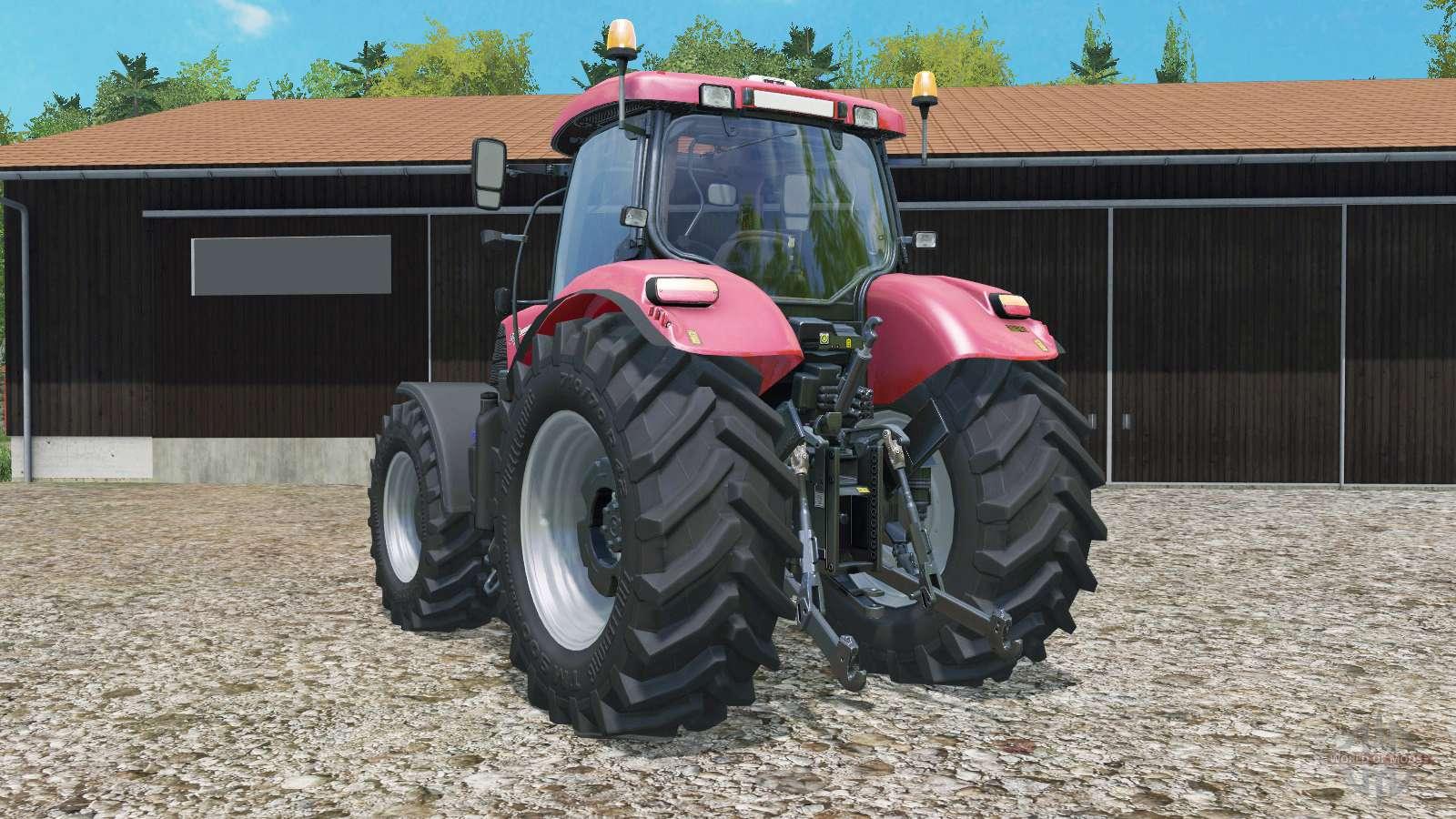 case ih puma 200 cv ua7b3 pour farming simulator 2015