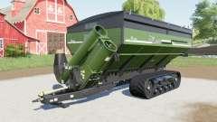 Elmers HaulMaster with trailer coupling für Farming Simulator 2017